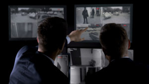 security monitoring for criminal activity